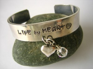 Life by Heart Bracelet Photo